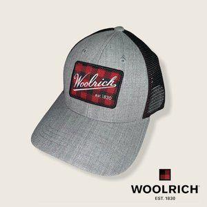 Woolrich 6-Panel Snapback Trucker Cap
